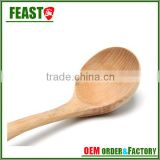High quality wooden measuring spoon, cheap big size soup spoon                                                                         Quality Choice