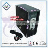 CPU compare coin selector with timer board arcade game parts game machine accessory