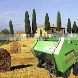 PTO shaft factory direct manual compact round hay baler for sale                                                                                                         Supplier's Choice