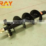 Excavator hydraulic earth auger drill bits and Rock drill                                                                                                         Supplier's Choice