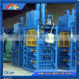 CE ISO Qualified Small Vertical Waste Plastic Bottle press balers/baling machine/bundling machine manufacturer