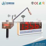 W660 type wireless big screen smelting pyrometer for liquid iron