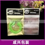 printing usb cable & charger packaging tape manufacturer/packaging plastic bags for battery/earphone line