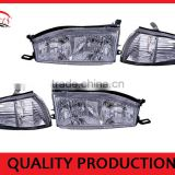 car head lamp used for toyota camry 1992 head lamp                                                                         Quality Choice