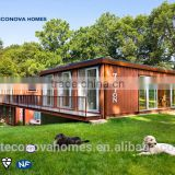 ECONOVA Prefabricated Modular ADU granny flat cottage with light steel for Australia