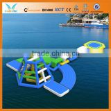 Inflatable floating island with high quality