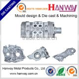Guangdong manufacutre OEM service motor automotive parts, die casting motorcycle automobile accessories