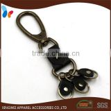 personalized leather key chain for car