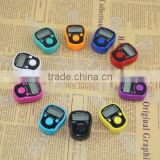Hot Sale Promotional Gift Ring Muslin Electronic Digital counter