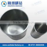 high purity of molybdenum crucible for smelting factory in zhuzhou