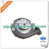 Rust free cast pump housing brass Copper Bronze Casting OEM Guanzhou aluminum casting parts