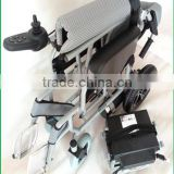 2015 NEW ! Foldable electric power wheelchair
