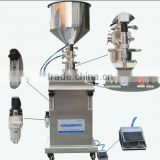 SPX-Semi automatic paste filling machine for aloe vera gel with pneumatic energy                                                                         Quality Choice