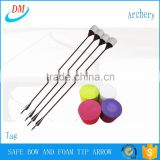 carbon shaft safe foam tip arrows for archery larp tag                                                                         Quality Choice