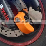 High quality bike alarm lock /bicycle alarm lock/disc brake lock for motorcycle