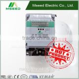 DDS28-1 Single Phase Modbus Static Multirate remote control LCD Display electronic energy meter
