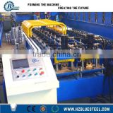 Automatic Metal Dryway Stud / Track / Furring Channel Roll Forming Machine, C Channel Truss Making Machine