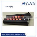 Electronic plastic screen semi-transparent display screen torque transducer screen HYBD Colorful led display screen