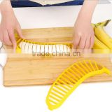 wholesale cheap Creative banana cutter banana slicer cut gadgets kitchen vegetable cutter