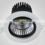 Wholesale price Dimmable LED Ceiling Downlight 30w LED COB Downlight Recessed Spot Light Lamp