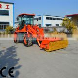 multifunction shovel loader TY18 used in farm, gardening and construction sites