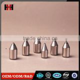 Free sample hardness hrc OEM tungsten carbide buttons drill bits for tricone drill bit gold coal mining machine