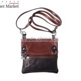 Shoulder bag in soft genuine leather handbags italian bags genuine leather florence leather fashion