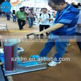 top sale plastic shoe cover making machine