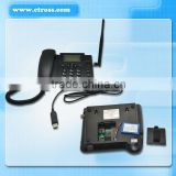 GSM FCP Fixed Cordless Phone with Back-up Battery 900/1800MHz or 850/900/1800/1900MHz (Two-way SMS Function)