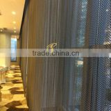 Anping lutong mesh salon decorating curtain for interior decoration
