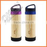 Disposable bamboo coffee cup drinking cup