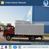 Foton Auman small refrigerated cold room van truck