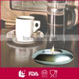 High quality promotional customized tealight metal birthday candle holders