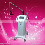 Skin Tightening Treat Telangiectasis Professional Ce Approved Co2 Fractional Laser Machine With Coherent Tube Portable Eliminate Body Odor
