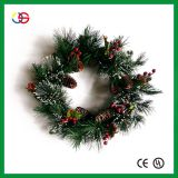 40cm Christmas Decorated Wreath