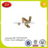 Wholesale precision cheap price sheet Brass Stamping Terminal ,metal stamping