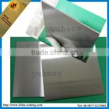 high 99.95% purity custom size tungsten sheet