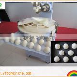 Chinese automatic electric capacity 30-150g/pcs steam bun making machine