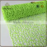 wholesale silk mesh fabric for flower , gift wrapping