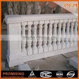 2015 cheapest and latest natural stone best price Natural marble and granite stair baluster