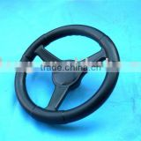 Children go kart steering wheel
