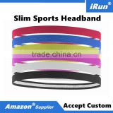 Colorful Gymnastics Gym Dance Slim Nylon Lycra Head Hair Band Sweatband - NEW Style Headband for Yoga - eBay/Amazon Supplier