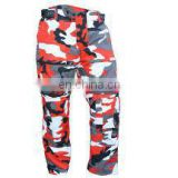 Camo Flag Trouser/ Avalanche CE armour Vented Mens Cordura pant / Cordura Biker Trousers.