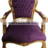 Wooden Baroque Chair Bkc-09
