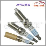 Platinum spark plugs AYFS22FM equal to motorcraft SP-411