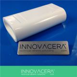 INNOVACERA Customized High Wear Resistance Technical 99~99.7% Al2o3 Alumina Ceramic Reflectory Excellent Electrical Insulation