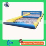 used volleyball sport court inflatable water volleyball court inflatable volleyball court for sale