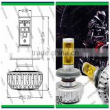 H4 Motorcycle headlight high power 3000lm 30W front light