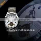 Men's flying tourbillon automatic mechanical watch