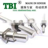 All kinds cold rolled top quality TBI ball screw price SFU5005 1000mm set at usd59.99/pc